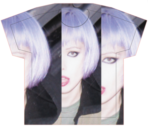 Image of Alice Glass -T-Shirt -LIMITED-