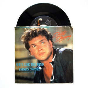 Image of Patrick Swayze 7 single