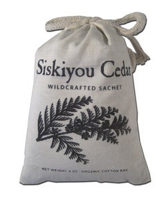 Image of NEW! Juniper Ridge Siskiyou Cedar Sachets