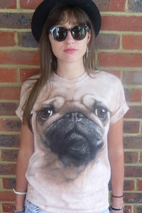 Image of Pug Face Tee