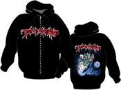 Image of TANKARD Alien Hoodie / Zip-Hoodie