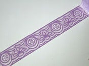 Image of Washi tape &quot;Plum Lace&quot;