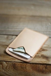 Image of Slim Wallet (Natural)