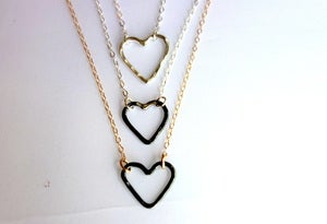 Image of Small Heart Necklace