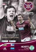 Image of HEARTS v Hibs - 12/05/2013 - SPL Match 19
