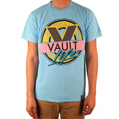 Image of Vault Life Tee (Blue)