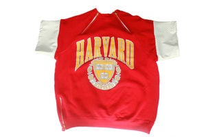 Image of D.Fame &quot;Harvard&quot; Crewneck