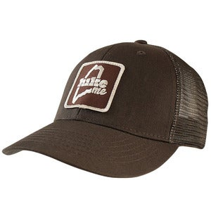 Image of HikeME Patch Trucker Hat