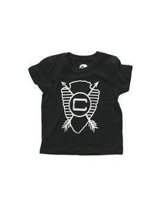 Image of ARROWHEAD TODDLER T | BLACK
