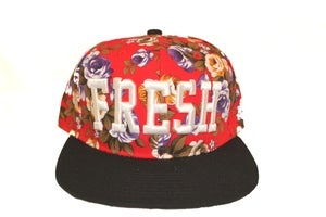 Image of LeRose Snapback (red)