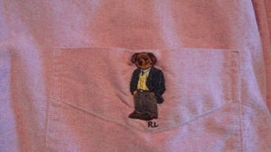 Image of Ralph Lauren Blake RL Bear (in suit) L/S Large