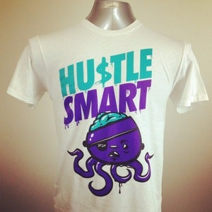 Image of HUSTLE SMART T SHIRT FOR WOMEN
