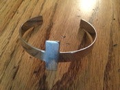 Image of Silver Cross Cuff