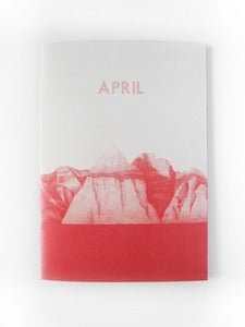 Image of April Zine