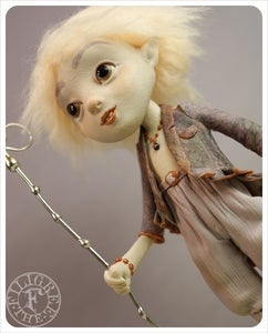 Image of SOLD ~ Berit ~ Nordic Elf by the Filigree