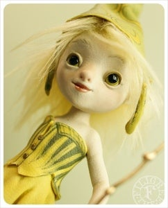 Image of SOLD ~ Maren ~ Nordic Elf by the Filigree