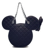 Image of GERLAN JEANS X MINNIE MOUSE &quot;Minnie No.5&quot; Bag