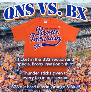 Image of Bronx Invasion outing