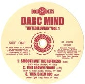 Image of DARC MIND &quot;ANTEDILUVIAN VOL.1&quot; 