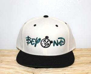 "Image of ""The Walt"" Natural White Beyond Snapback"