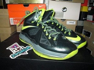 Image of LeBron X (10) &quot;Dunkman&quot; *PRE-OWNED*