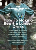 Image of How to make a Beattie Lanser Dress workshop 26th June