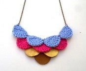 Image of Summer Pops Scalloped necklace ( IDR 89,000)