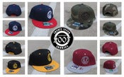 Image of 27 Junkies Mixed Snap Backs Hats