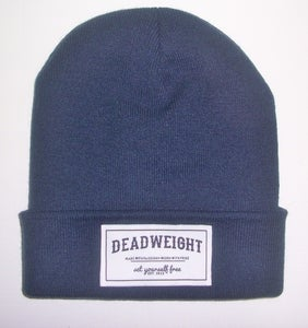 Image of French Navy Patch Beanie