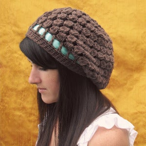Image of CUSTOM Pinecone Slouchy Hat