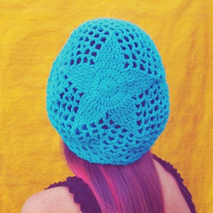 Image of CUSTOM Sparkler Slouchy Hat