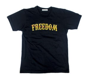 Image of Freedom Tee (Black)