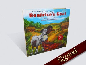 Image of Beatrice's Goat by Page McBrier, Illustrated by Lori Lohstoeter (US Edition)