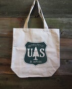 Image of WORN PATH FORESTRY TOTE BAG