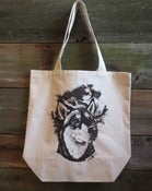 Image of WORN PATH WOLFDOG TOTE BAG