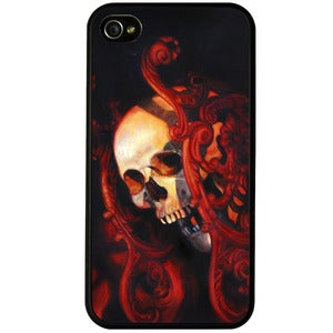 Image of 'Ornate Skull' phone case