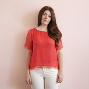 Image of Kain Label Beachwood blouse