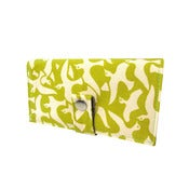 Image of Birdies ) Pocketbook Slash Checkbook Holder