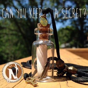 Image of Can You Keep a Secret? NTIO Necklace