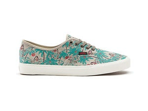 "Image of Vans ""HULA CAMO AUTHENTIC CA"""