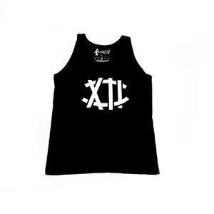 Image of The XII Tank in Black