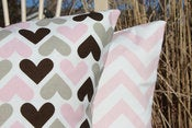 Image of I Heart You Pillow Cover