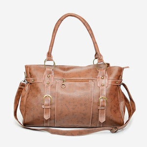 Image of Vintage Brown Murphy Bag