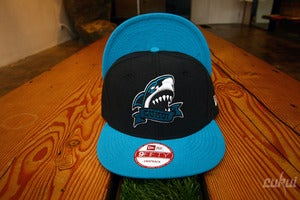 Image of Cukui Jaws New Era Snapback