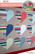 Image of #119 Heartthrob - Paper Pattern