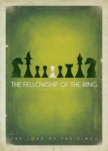 Image of Patrick Connan - The Fellowship of the Ring