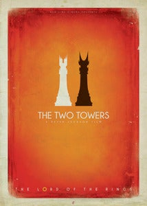 Image of Patrick Connan - The Two Towers