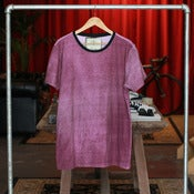 "Image of Opening Collection Shirt "" Burgundy Mesh"""