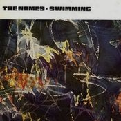 Image of THE NAMES - Swimming - LP