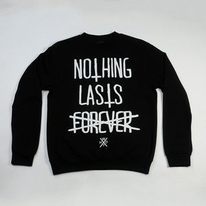 Image of NOTHING LASTS FOREVER JUMPER
